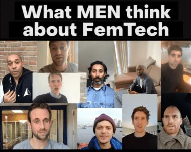 FemTech Lab Asks: What Do Men Really Think of FemTech?